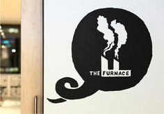 nice simple furnace logo