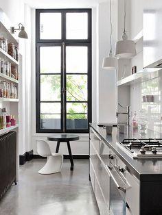 galley kitchen inspiration