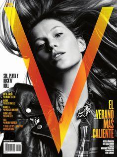 Gisele Bundchen V Magazine