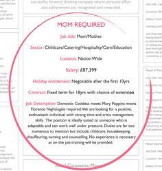 Mom Required Ads