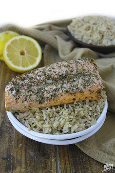3 Ingredient Salmon - The Healthy Maven