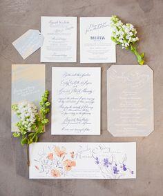 super pretty invitation artwork