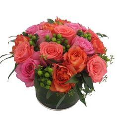 Sophistication by @Cactus Flower, a modern rose bouquet, $99.99
