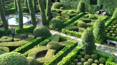 ~ formal garden