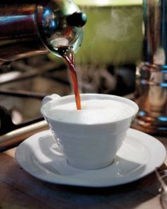 Stove-Top Cappuccino Recipe