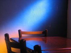 Light in a restaurant, Carolina, Puerto Rico