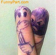 Finger Kidnap