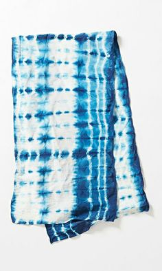 #DIY #Tutorial - How to Tie #Dye a Scarf or Fabric!