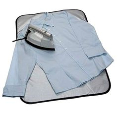 Ironing Blanket: Who says it has to be a board? #Ironing_Blanket