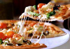 Pizza. It looks so yummy