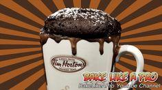 Microwave Nutella Mug Cake Recipe ! 2 -1/2 minutes !