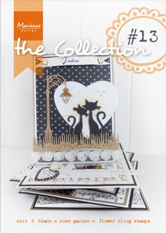 Collection #13 with the January 2014 collection from Marianne Design