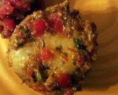 Brie Stuffed Mushrooms recipe snapshot
