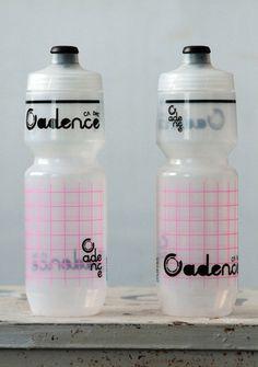 Cadence - GRID PURIST BOTTLE // Meta: #bidon #Cadence
