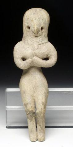 An Indus Valley Fertility Goddess