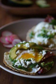 Great and hearty breakfast idea!