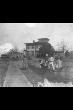 Tougaloo College, late 1800s.