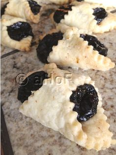 Prune Filling. Also called Lekvar, this filling is rich and thick and ...