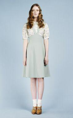 Dress by Nadinoo. <3