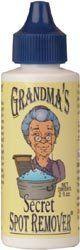 Grandma's Secret Grandma's Secret Spot Remover 2 Ounces GS1001. 6 Items/Order
