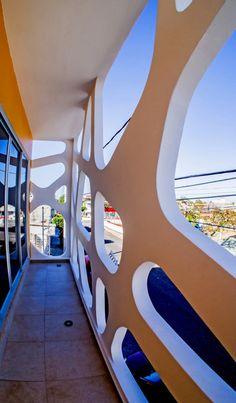 Three House designed by Gerardo Ars Arquitectura