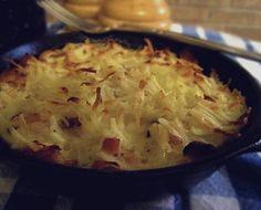 Ham and Eggs Bake-Betty Crocker
