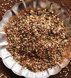 Za'atar: I love Za'atar which comes in many versions -- have bought Syrian, Lebanese, Moroccan, etc. They are all a bit different. This is a good one and you can make adjustments according to your taste. I sprinkle it on roasted cauliflower, roast chicken, carrot soup, grilled fish