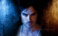 Yummy vampire Ian :)