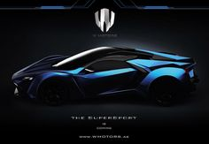 First Look At 1000-Horsepower W Motors' Next Model, The Lykan Supersport