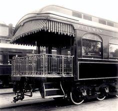 Exterior Pullman Train