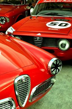 Alfa Romeo GTA's and Giulietta  The Alfa Romeo GTA is a coupé automobile manufactured by the Italian manufacturer Alfa Romeo from 1965 to 1971. It was made for racing (Corsa) and road use (Stradale)