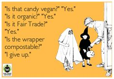 Tell us how you plan to #BeFair this #Halloween! http://BeFair.org/ #TGIF #happyfriday #FairTrade #chocolate