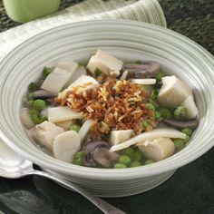 Sizzling Rice Soup Recipe