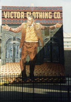 Murals la on pinterest murals los angeles and mac for Anthony quinn mural