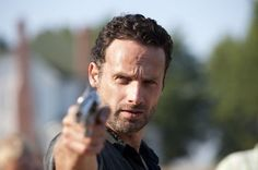 """Andrew Lincoln is a veteran British actor who leads a ragtag group of survivors on """"The Walking Dead"""" playing a Georgia cop."""