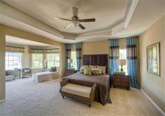 Master Bedroom On Pinterest Master Bedrooms Homes For Sales And Extra Long Curtains
