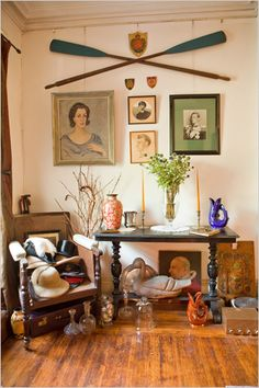 The 'New Vintage' Life - The New York Times > Home & Garden > Slide Show > Slide 5 of 13