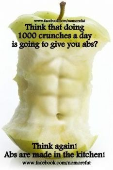 crunch, diet, weight loss, food, eat right, eat healthy, gym, kitchen, appl