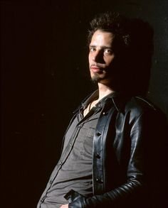 Chris Cornell. obsessed