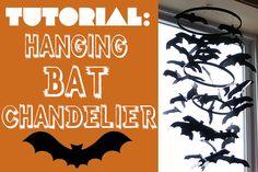 How-To: Bat Chandelier