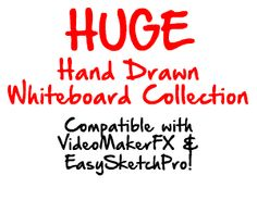 Click here to get Hand Drawn Whiteboard Megabundle
