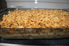 Sisters Luv 2 Cook: Hamburger Hashbrown Casserole