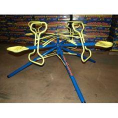Twirl-go-round - Kids Merry-go-round 4-seat for Children (Misc.)