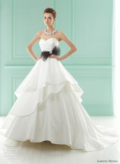 bridal gown~