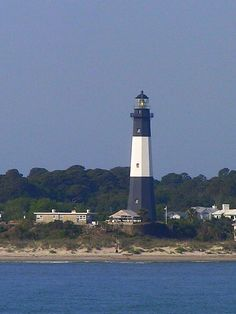 Lighthouse at Tybee