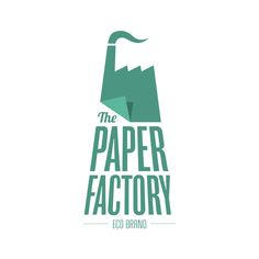 the paper factory / Logo