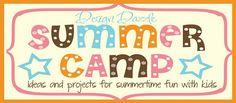 {Summer Camp} Bird Feeders - Design Dazzle