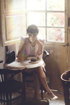 Paris Café Life :)
