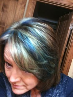 Blue Streaks Colon Cancer Awareness