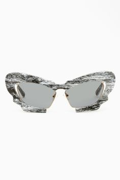 Butterfly Shades - Black & White